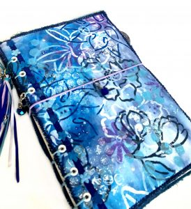coptic stitched journal