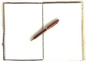 coptic stitched journal