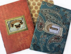 travelers journal handmade notebooks