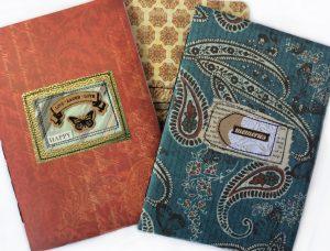 travelers journal handmade notebooks