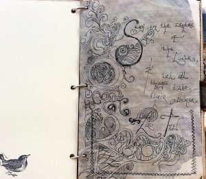 junk journal pages